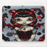 """Licorice Fairy"" Mousepad"