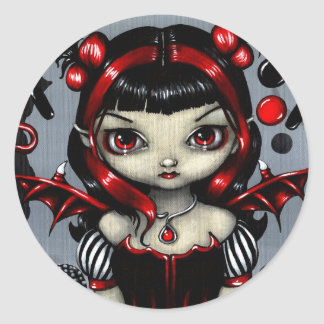 """Licorice Fairy"" Sticker"