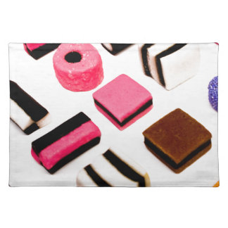 Licorice Placemat