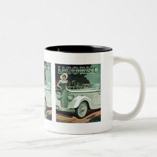 Licorne Two-Tone Coffee Mug