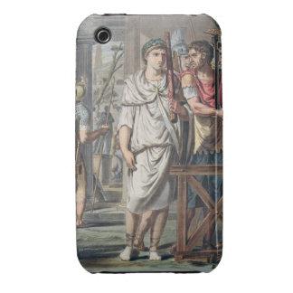 Lictores y soldados del Retinue de Titus, co iPhone 3 Protector