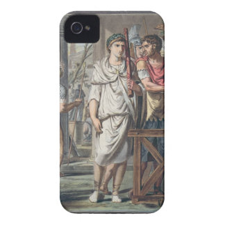 Lictors and Soldiers from the Retinue of Titus, co iPhone 4 Cover