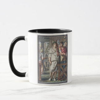 Lictors and Soldiers from the Retinue of Titus, co Mug