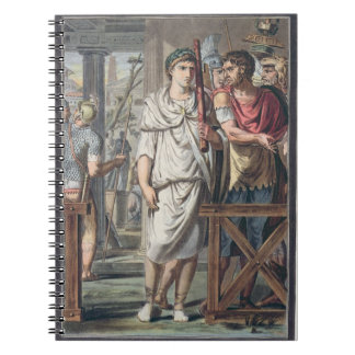 Lictors and Soldiers from the Retinue of Titus, co Notebook