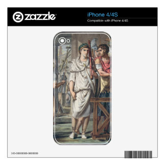Lictors and Soldiers from the Retinue of Titus, co iPhone 4S Skins