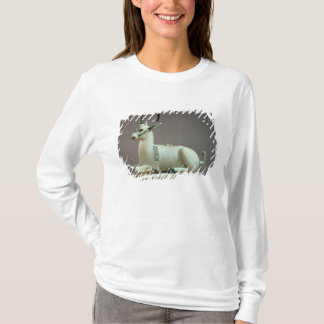 Lid of an unguent jar in the form of an ibex T-Shirt