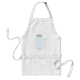 Lid On It Adult Apron