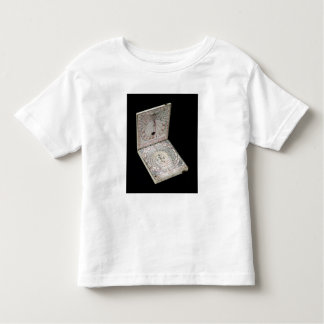 Lidded compass, 1627 toddler t-shirt