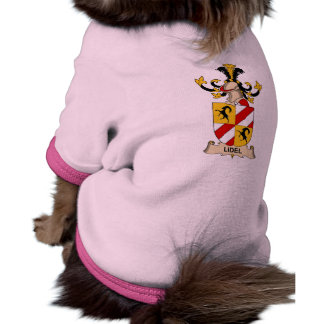 Lidel Family Crest Doggie Tee