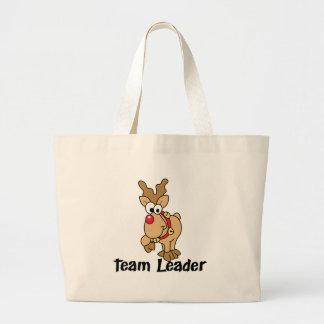Líder de equipo Rudolph Bolsas