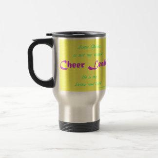 líder de la alegría tazas de café