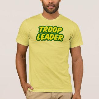 Líder de la tropa playera