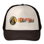 Líder Geronimo de Apache Gorros