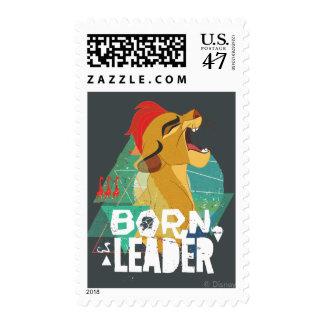 Líder nacido Kion del guardia el | del león Timbres Postales