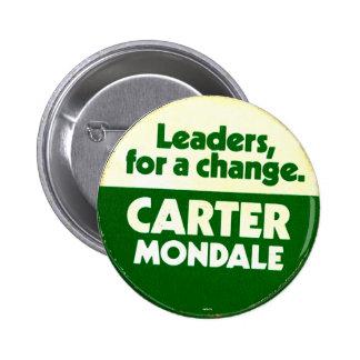 Líderes - botón pin