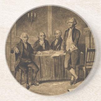 Líderes del congreso continental de A. Tholey Posavasos Personalizados