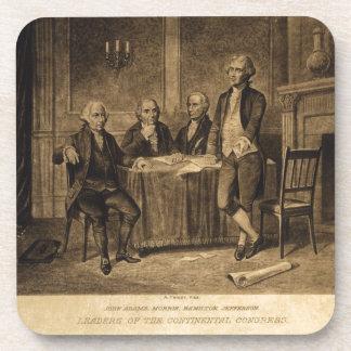 Líderes del congreso continental de A. Tholey Posavaso