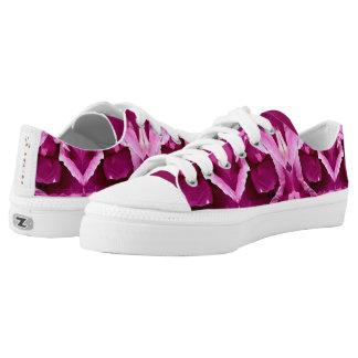 LIDJ design. Tulip, No More No Less Printed Shoes