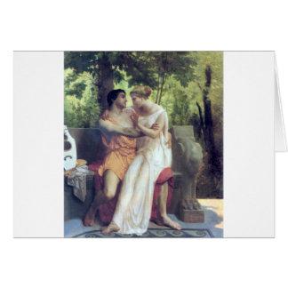 L'Idylle (1850) Greeting Card