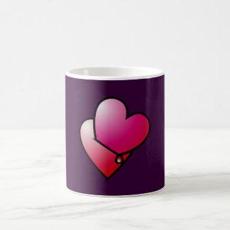 Liebe kann verletzen love can hurt coffee mug