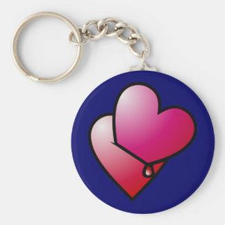 Liebe kann verletzen love can hurt keychain