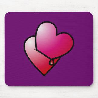 Liebe kann verletzen love can hurt mouse pad