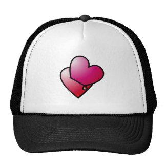 Liebe kann verletzen love can hurt trucker hat