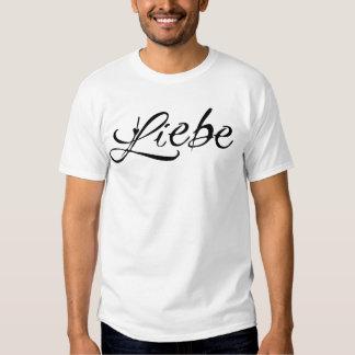 """Liebe """"Love"""" Men's T-Shirt"""