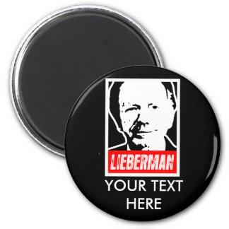 LIEBERMAN FRIDGE MAGNETS
