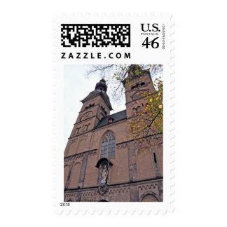 Liebfrauenkirche Coblenza, Deutschland Franqueo