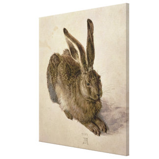 Liebres, 1502 impresión en lona estirada