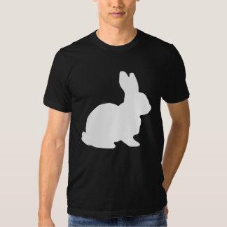 Liebres blancas Alicia del conejo en fiesta del Remeras