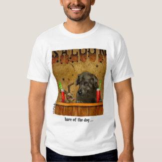 Liebres del perro poleras