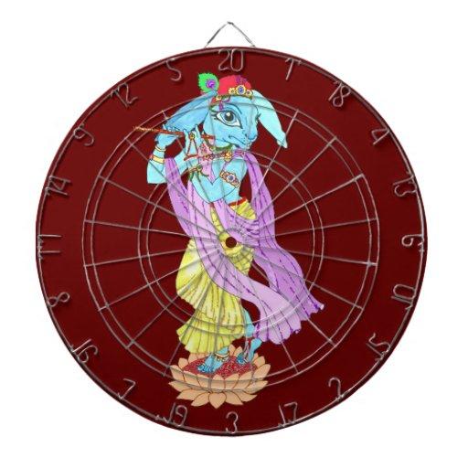 Liebres Krishna Tabla Dardos