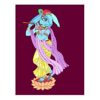 Liebres Krishna Postal