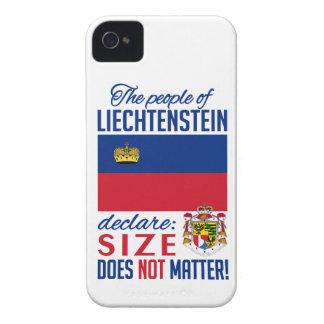 Liechtenstein Blackberry case