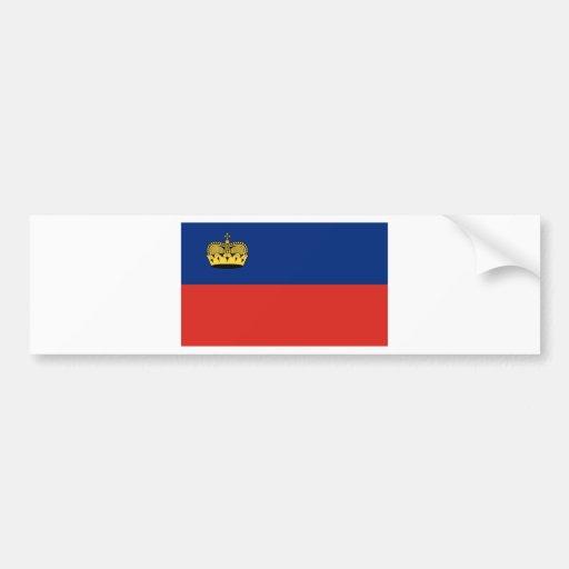 Liechtenstein Bumper Sticker