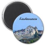 Liechtenstein Castle - Souvenir Magnet