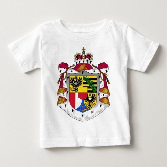 liechtenstein emblem baby T-Shirt