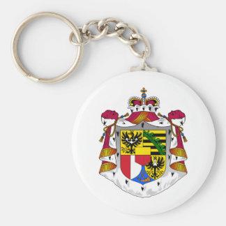 liechtenstein emblem key chains