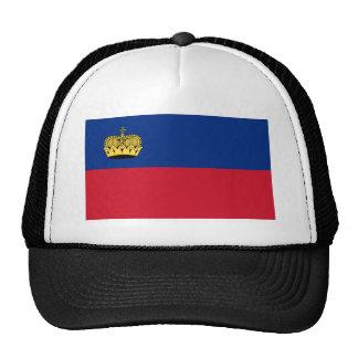 Liechtenstein Flag Hats