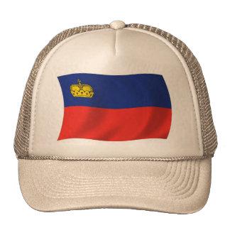 Liechtenstein Flag Hat
