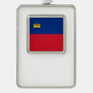 Liechtenstein Flag Ornament