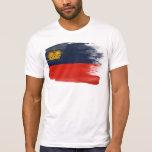 Liechtenstein Flag Shirt