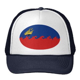 Liechtenstein Gnarly Flag Hats
