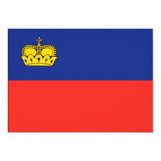 """Liechtenstein Invitación 5"""" X 7"""""""