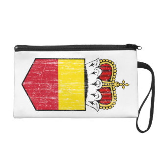 Liechtenstein Lesser Coat Of Arms Wristlets