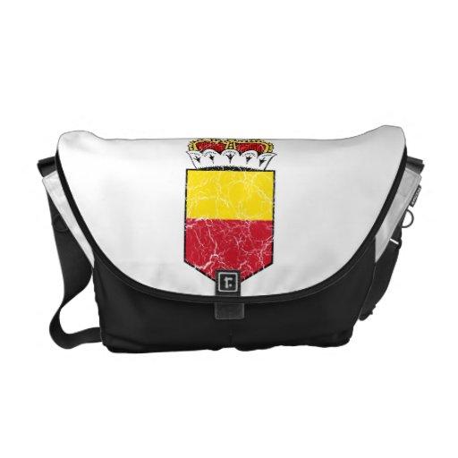 Liechtenstein Lesser Coat Of Arms Courier Bag