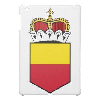 Liechtenstein Lesser Coat Of Arms iPad Mini Cover