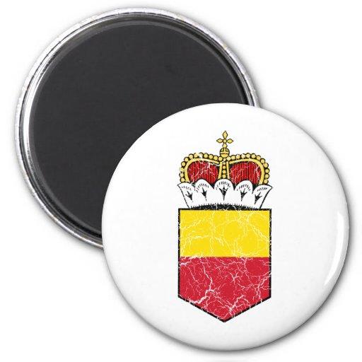 Liechtenstein Lesser Coat Of Arms Magnet